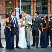 bridesmaid dress, dress, groomsmen, suit