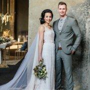 bouquet, dress, hair, suit, wedding gown