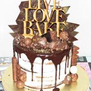 cake, cake topper