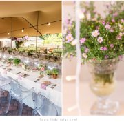 flowers, table, table