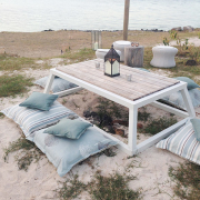 beach, decor, seating